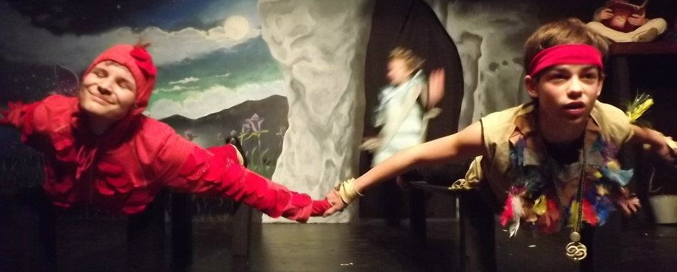 My KNS story on the Children's Theatre of Knoxville