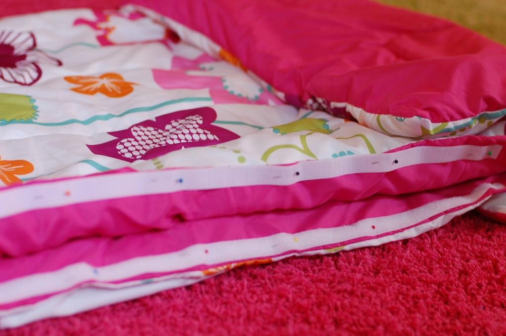 Sleeping Bag And Pillow