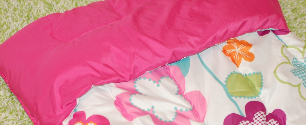 How-to sew a simple sleepover sleeping bag