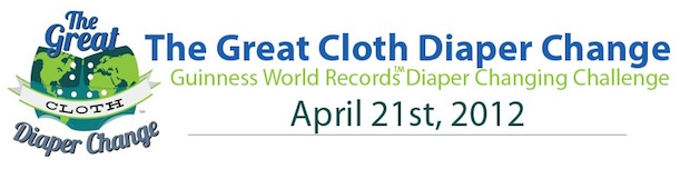 The Great Cloth Diaper Change, around the world