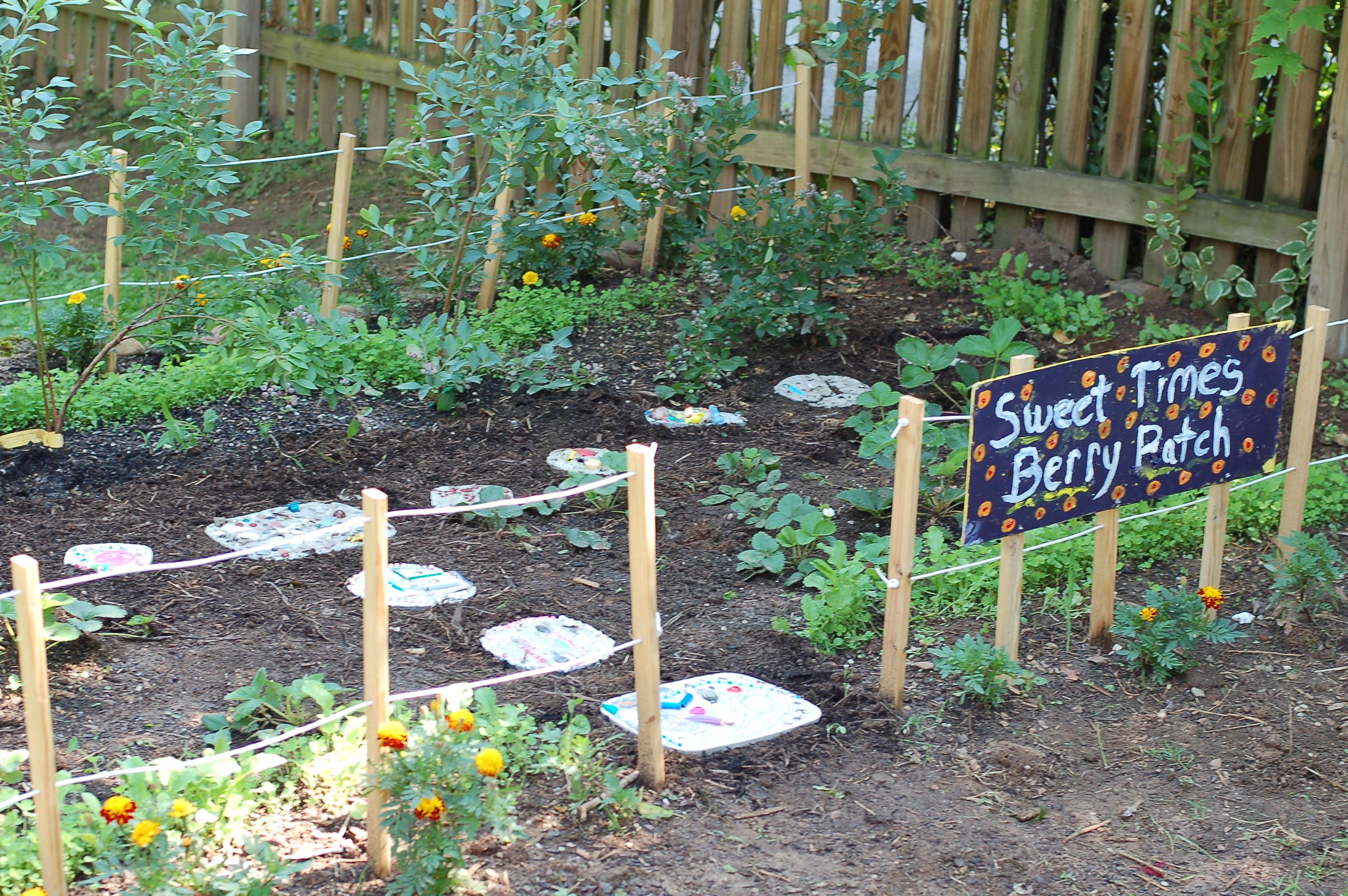 Whimsical Garden Ideas For Children Photograph Whimsical B