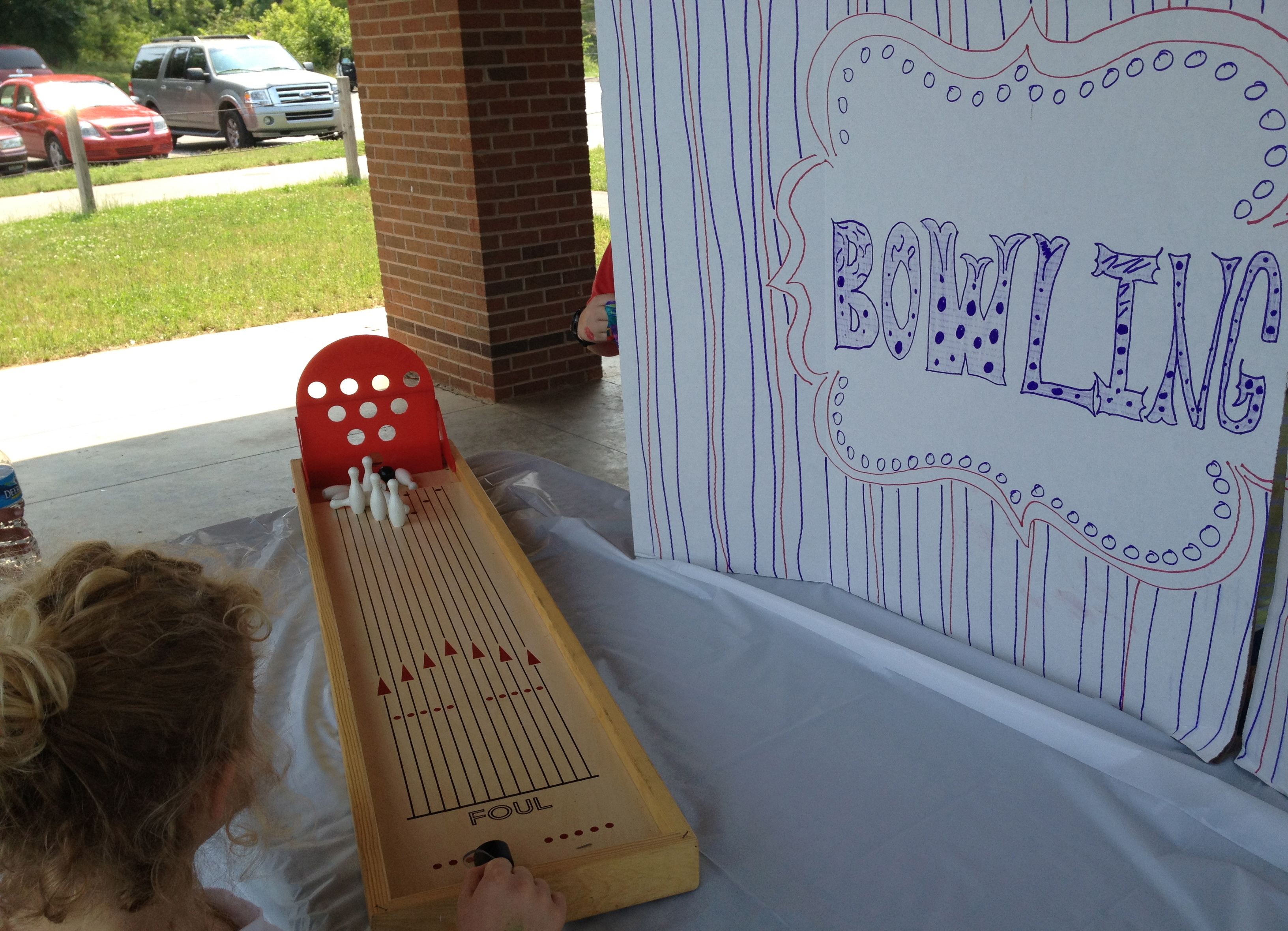 Homemade Carnival Games And Kid Made Party Ideas Simply