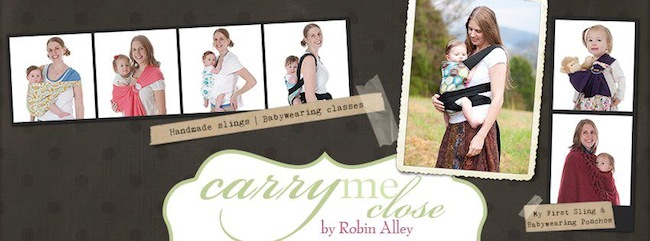 Sponsor and Giveaway :: Carry Me Close