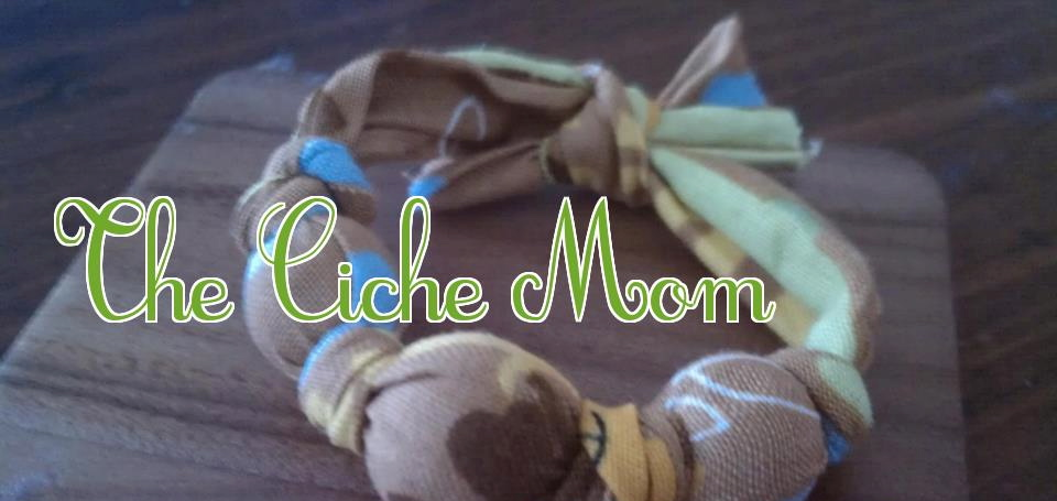 Sponsor and Giveaway :: The Cíche Mom