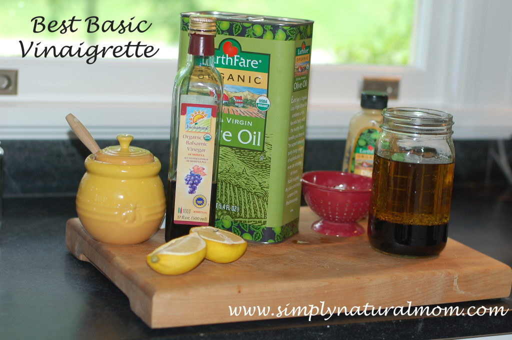 Best Basic Vinaigrette recipe