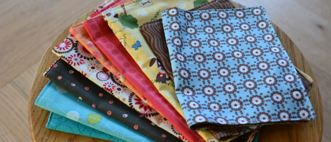 10 Practical sewing projects for home (and school)