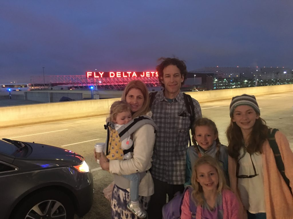 Four Kids Will Travel