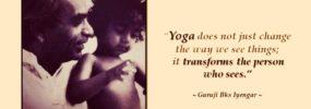 Aligning life through yoga