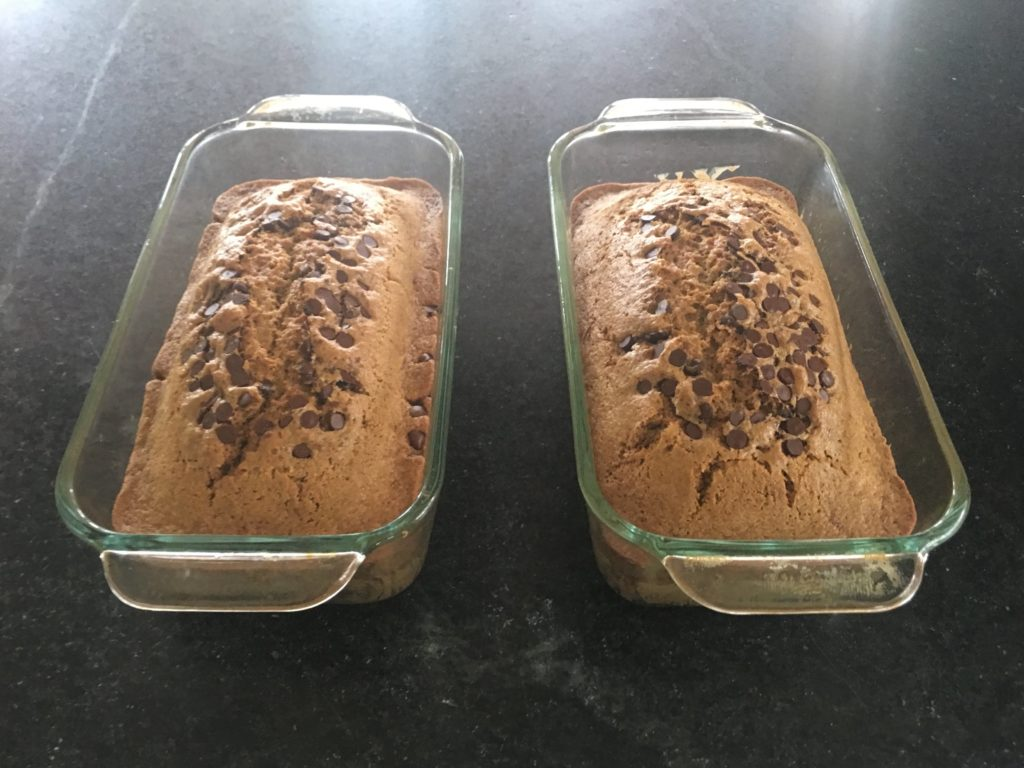 Gluten Free Pumpkin bread and more